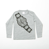 [ハオミン]CHAMPION BELT Tshirts  -KIDS-
