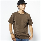 [ヘルスニット]MAX WEIGHT CREW POCKET S/S TEE