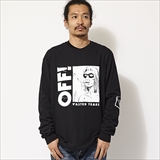 [イメージクラブ]OFF! Surfers Boyfriend LS TEE
