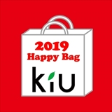 [キウ]HAPPY BAG 2019(RAIN GOODS)