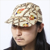 [モンロー]3LAYER QUITER CAP