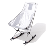 [モンロー×ヘリノックス]CHAIR TWO ROCKIN FOOT LETHER