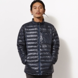 [ナンガ]PORTABLE DOWN JACKET