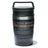 "[ネイタルデザイン×ゴーアウト]NATAL DESIGN×STANLEY ""ADVENTURE VACUUM MUG OUTDOOR STORE VER. 8oz"""