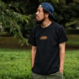 [ネイタルデザイン]CREW NECK HEMP TEE HEAVY