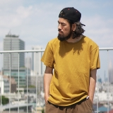 [ネイタルデザイン]CREW NECK HEMP TEE HEAVY2