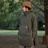 [ネイタルデザイン]HIGHLAND PRIMALOFT HOODY LONG