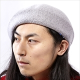 [ノマド]OUTDOOR KNIT BERET