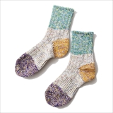 [ノマド]Tepid Breeze Hemp Socks