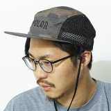 [ポーラ]FURRYFONT 2WAY DRAWCORD MESH CAP