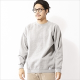 [ディスカス アスレチック]HEAVY WEIGT SWEAT CREWNECK PULLOVER