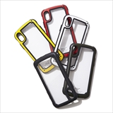 [ルート][iPhone XR専用]ROOT CO. Gravity Shock Resist Tough & Basic Case.