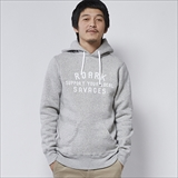 "[ロアーク リバイバル]""LOCAL SAVAGES"" PULLOVER HOODED SWEAT"