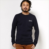 "[ロアーク リバイバル]""SWASH BUCKLER""CREW NECK POCKET SWEATSHIRT"