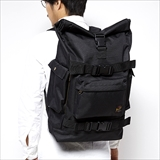 [ローター]Roll Top Double Joint Backpack