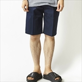 [ローター]Work short pants