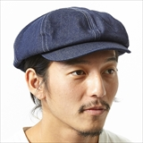 [ローター]Rotar Denim Cascket