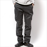 [ルツボ]REFLECTOR SKATE CHINO PANTS