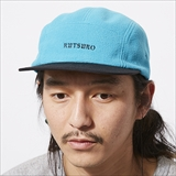 [ルツボ]FLEECE 5PANEL CAP