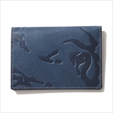 [ルツボ]WAVY CARD CASE(GNUOYP×MHAK and RUTSUBO)