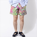 [ルツボ]TIE DYE CITY SHORTS