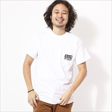 [サブポップ]LOGO POCKET TEE