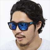 [スパイ]HELM AF SOFT MATTE BLACK - HAPPY BRONZE POLAR w/ BLUE SPECTRA