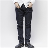 [スワーブ]cordura denim pants skinny