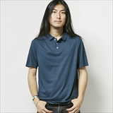 [スワーブ]cotton/Modal S/S polo