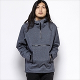 [スワーブ]fully seam-sealed waterproof anorak