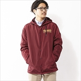 [スラッシャー]Flame HOOD SNAP JACKET