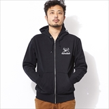 [トイマシーン]Brain wash zip parka