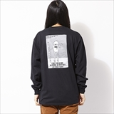 [トイマシーン]toymachine SECT STAFF PRINT LONG T SHIRT