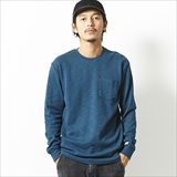 [トポデザインズ]HEAVYWEIGHT LONG SLEEVE POCKET TEE
