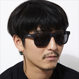 [ダンシェイズ]LOCO Black Soft x Black Polarized