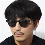 [ダンシェイズ]ZENITH Black Soft x Black Smoke Polarized
