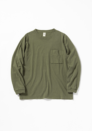 Pocket LS T-Shirt