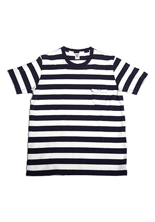 Border Pocket T-Shirt