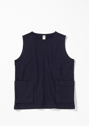 Dotsume Pull Vest