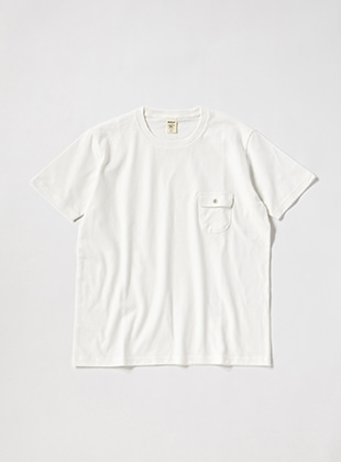 Non-wash Pocket T-Shirt