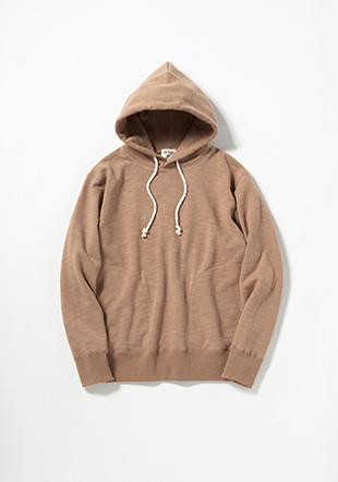 GG Sweat Pullover Parka