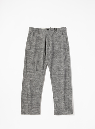 Non-wash Dotsume Trousers
