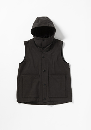Stretch Hooded Vest