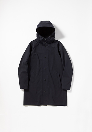 High-density Jersey Coat