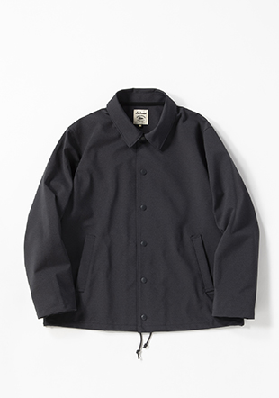 High-density Jersey Coach Jacket