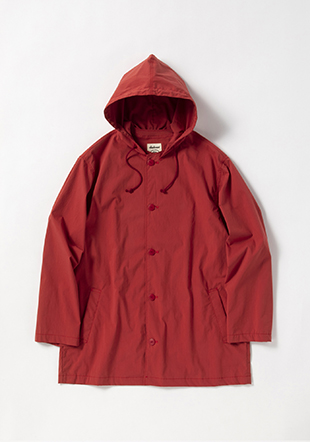 Hooded Coach Jacket