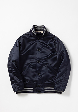 Satin Award Jacket