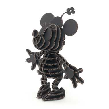 1201313 MINNIE098 BLACK