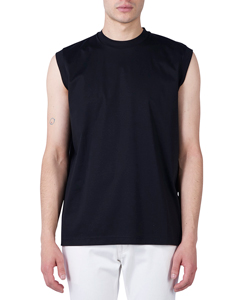 JLS PRINTED SLEEVELESS TEE