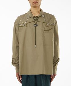 TYPEWRITER WESTERN SHIRT